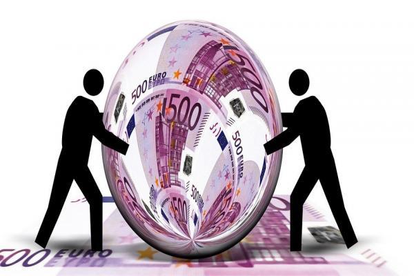 お金を表す図