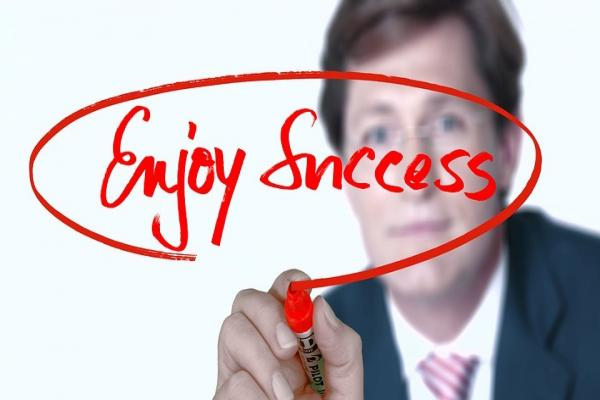 enjoy success