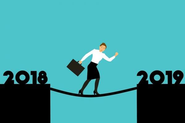 2018から2019へ