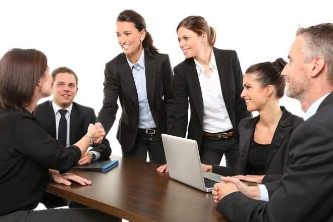 中小企業診断士の仕事風景