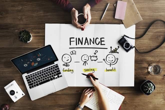 financeの画像